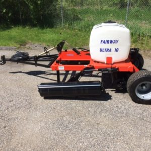 5-29 (Demo) Smithco Ultra 10TV Fairway Roller $8100