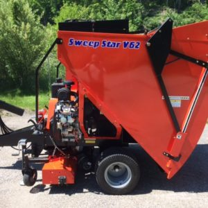 5-29 (New) Smithco Sweep Star V-62 $19800 (002)