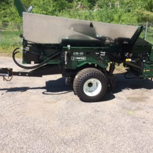 5-29 (New) Turfco CR-10 w-Brakes Spinner $21700